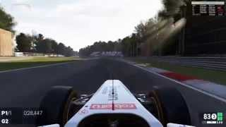 Project Cars Gameplay ps4 Monza with Thrustmaster T100 Force Feedback