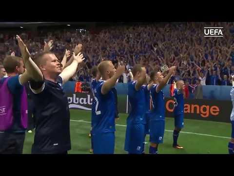 La Selección de Islandia clasificó por primera vez en su historia a un Mundial: #ResumenDeportivo
