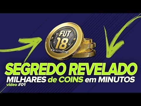 FIFA 18 UT - SUPER AULA DE TRADE PARTE 05 SÉRIE SEGREDO REVELADO #01 [FTRADE YOUTUBER]
