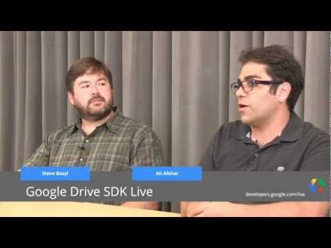 Google Drive SDK Live: Google Drive vs Traditional File Systems