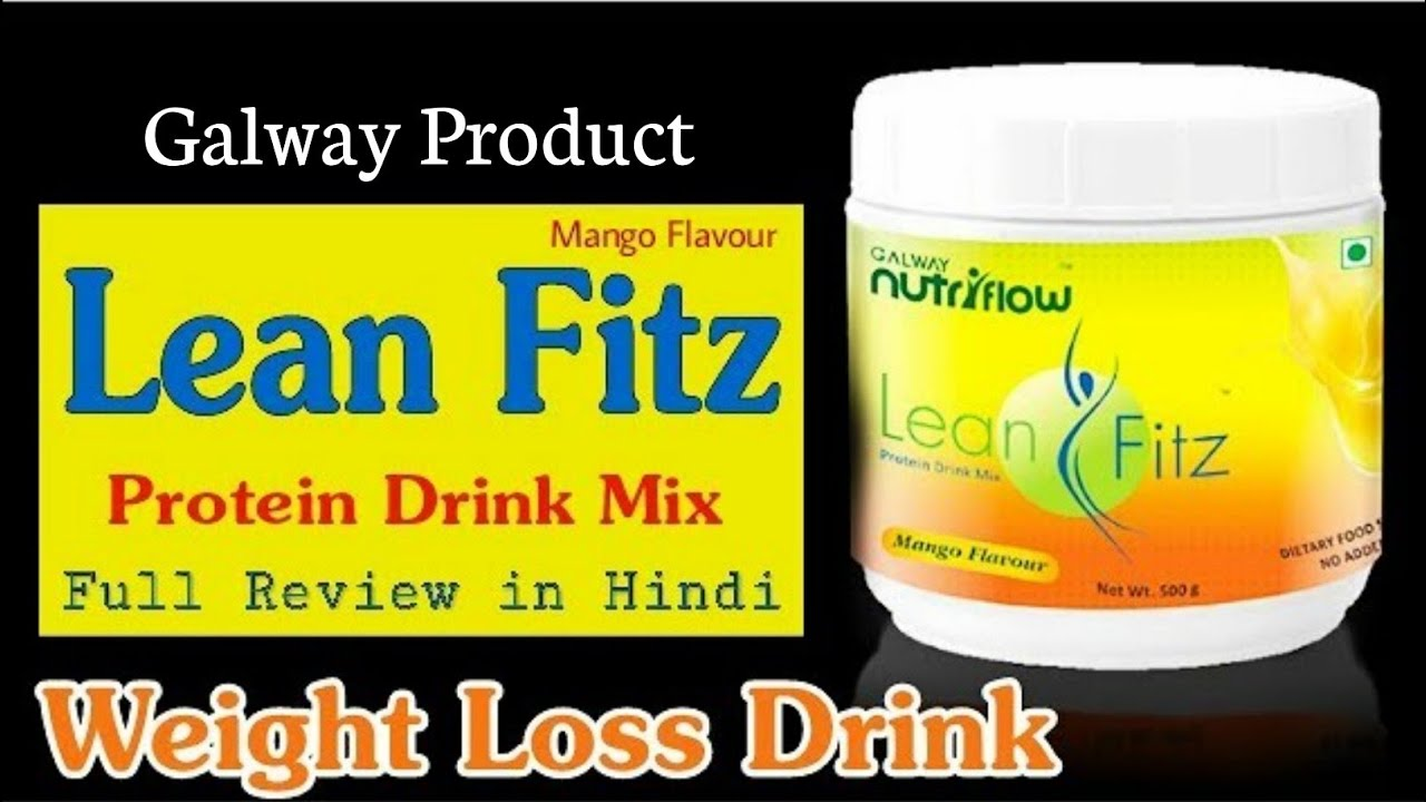 Galway Leanfitz drink