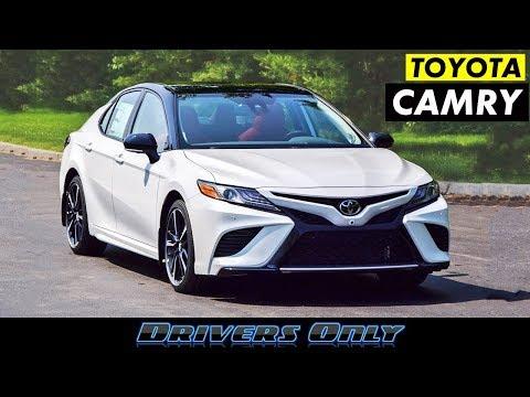 2020 Toyota Camry - Sport Sedan Looks And Power