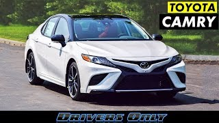 2020 Toyota Camry - Sport Sedan Looks and Power