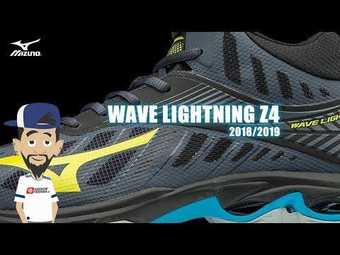 mizuno wave lightning z4 w king