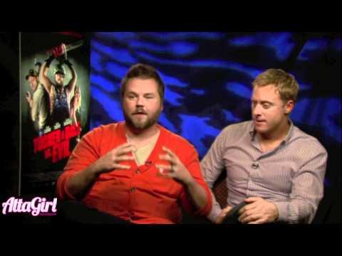 Alan Tudyk & Tyler Labine talk Tucker & Dale vs Evil