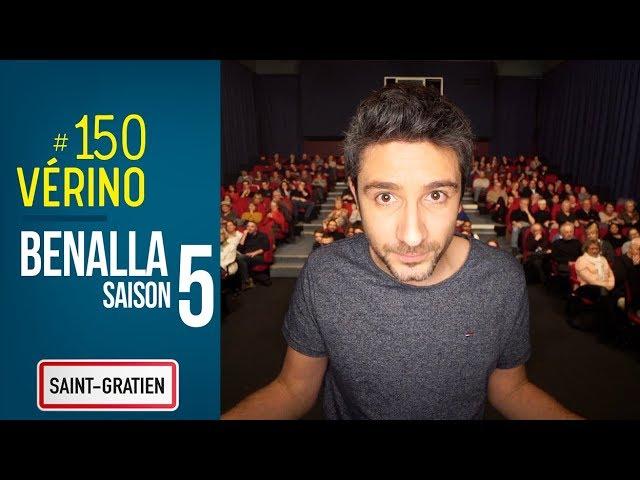 Benalla, incendie et Verino Classics - VERINO #150