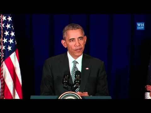 Obama's Malaysia News Conference - Full Video