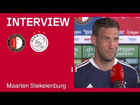 Stekelenburg: 'Er zijn