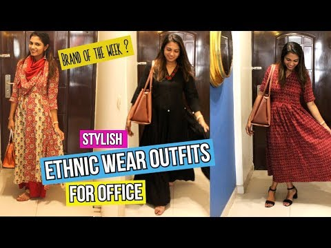 Stylish Indian Outfits For Office |Office Wear Guide For Women | RichaVarun