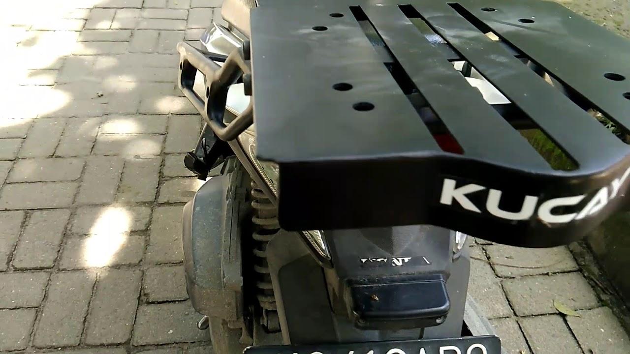 Breket Kucay Vario 125 FI YouTube