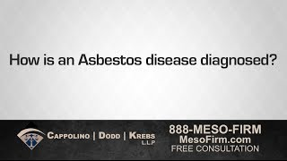Asbestos Lawyer Richard Dodd Explains How Asbestos Diseases are Diagnosed