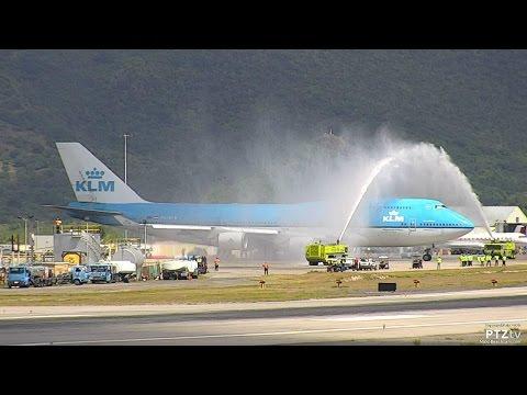 KLM 747 -