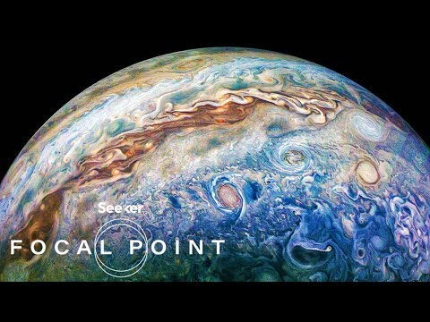 This Indestructible NASA Camera Revealed Hidden Patterns on Jupiter