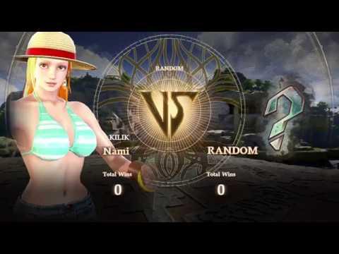 SOULCALIBUR™Ⅵ - Nami (One Piece) Gameplay! (CC)