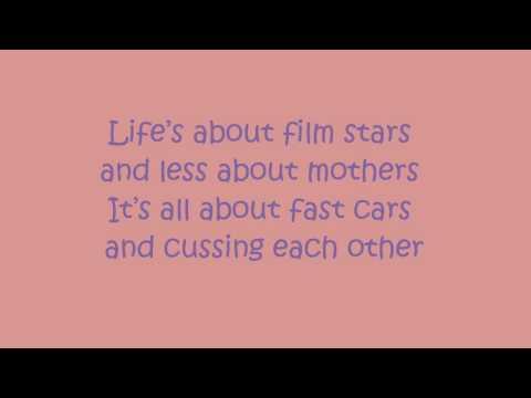 lily allen - the fear clean version w/lyrics