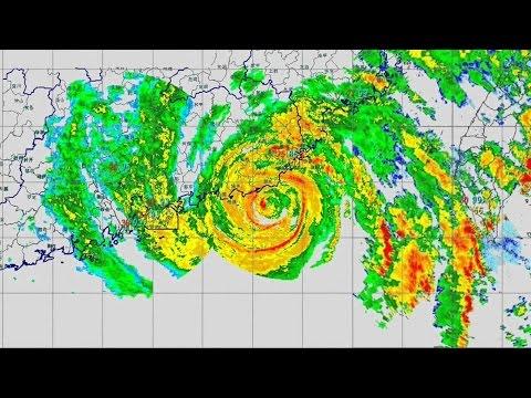Super Typhoon Usagi/Rabbit The Best Pattern So Far - Taking A Break