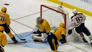 Connor McDavid scores eerily similar goal in Nashville