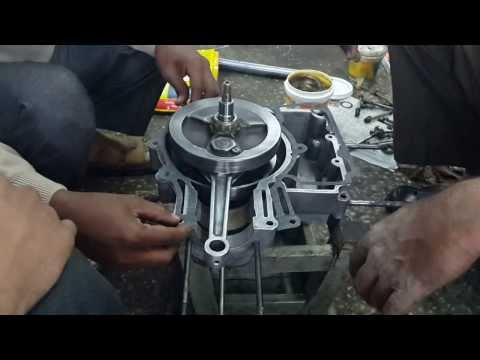 Royal Enfield Bullet Standard 350 Engine Fitting - Part 1