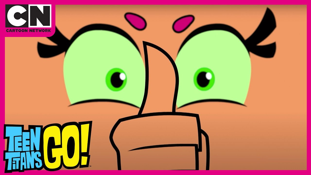 Teen Titans Go! | Thumb War | Cartoon Network UK 🇬🇧