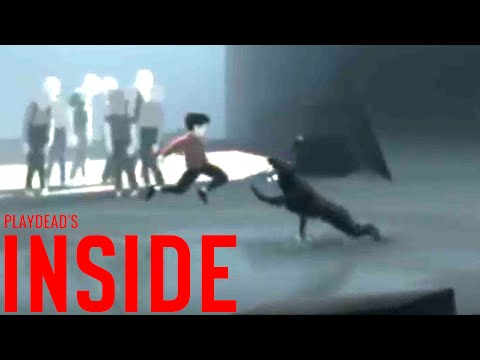あまりにも闇が深すぎると噂の神ゲー『 INSIDE - インサイド - 』#2