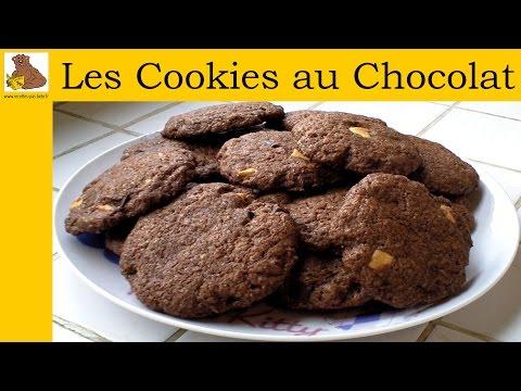 les-cookies-tout-chocolat-(recette-rapide-et-facile)-hd