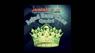 Zindagi Ye Nahi Hain Kisi Ke Liye by Hazrat Mawlana Asjad Raza Khan - Conference Holland 2014 Day2