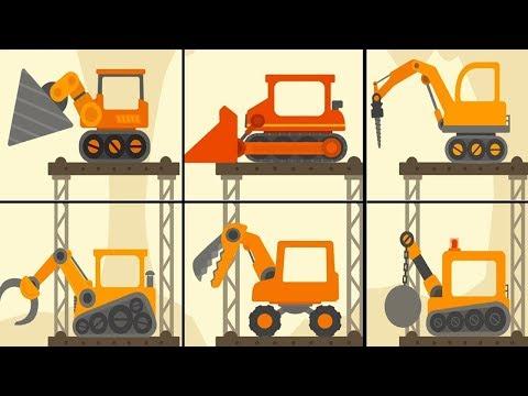Dinosaur Digger 3 - Play Fun Dino Trucks & Vehicles - Dinosaur Digger Cartoon Videos For Children