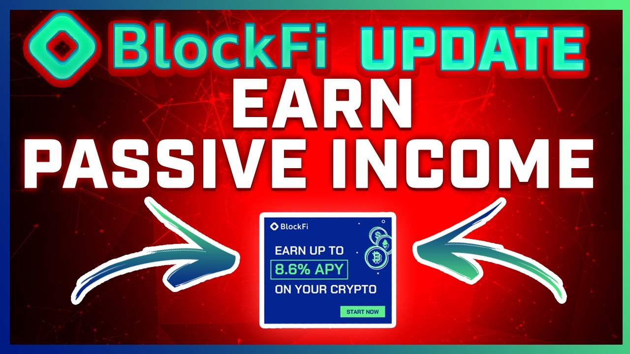 Blockfi Update (2020) | How To Earn Passive Income On Your Crypto Without Spending It