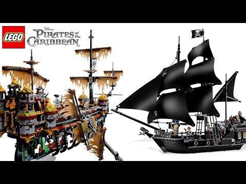 Пираты Карибского Моря Конструктор под Лего AUSINI