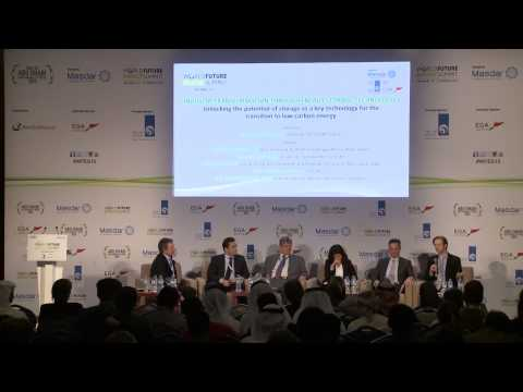 Industry transformation through energy storage technologies | WFES 2015 |