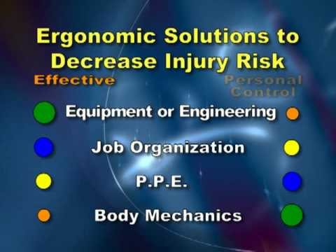 Firefighter and Emergency Medical Services Ergonomics Curricula