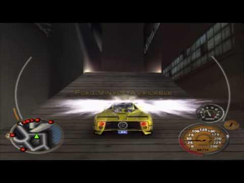 Midnight Club 3: DUB Edition Remix Gameplay Walkthrough - San Diego Rockstar Logo Location 12 of 12