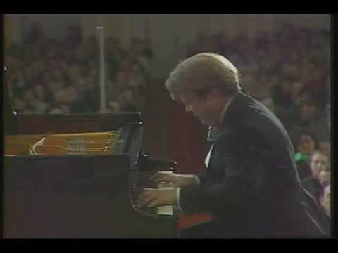 Brahms - Emil Gilels, Ballade Op.10 No. 1 in D minor