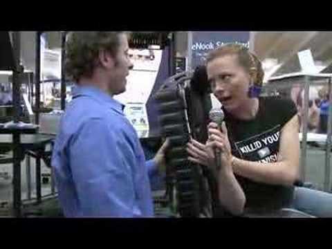 Anthro Ergonomic Verte Chair Metal Patio Rocking Chairs S Macworld 2008 Macbreak 127 Youtube