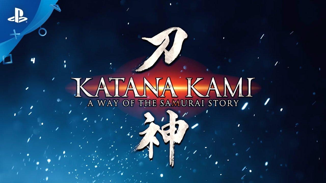 Katana Kami: A Way of the Samurai Story - Gameplay Trailer   PS4