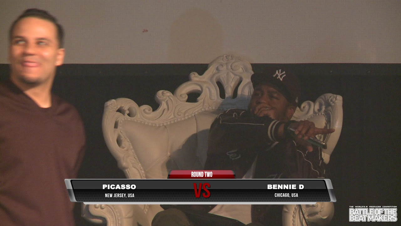 Stream the Mannie Fresh vs. Scott Storch Virtual Beat Battle