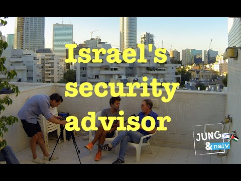 Daniel Schueftan, Israel's security advisor - Jung & Naiv in Israel: Episode 184