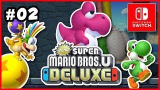 YOSHI, BABY YOSHI en LEMMY! #2 | New Super Mario Bros  U Deluxe