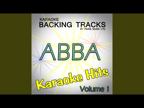 Angel Eyes (Originally Performed By Abba) (Full Vocal Version)