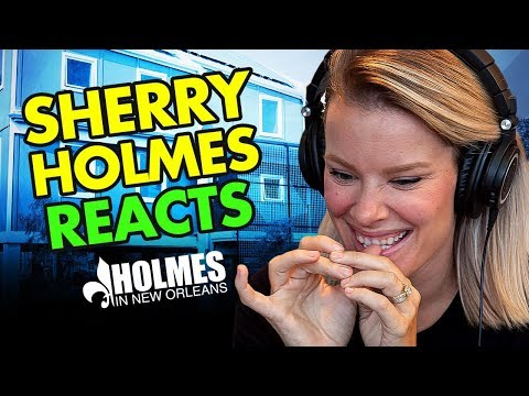 Sherry Holmes REACTS & REFLECTS To