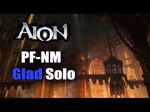 Aion 7.3 - Primeth's Forge Normal /Gladiator Solo + Daeva Box