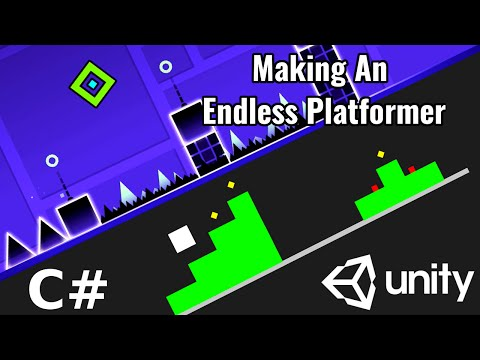 Making Sidescrolling Endless Platformer In Unity 3D - Tutorial