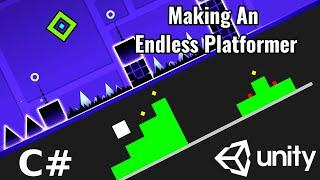 Making Sidescrolling Endless Platformer In Unity 3D - Tutorial