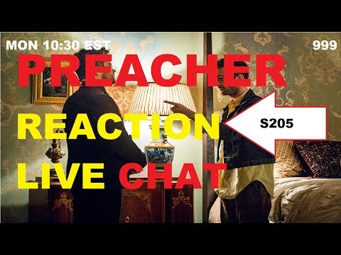 Preacher - Season 2 Episode 5 - Dallas - REACTIONS And LIVE CHAT