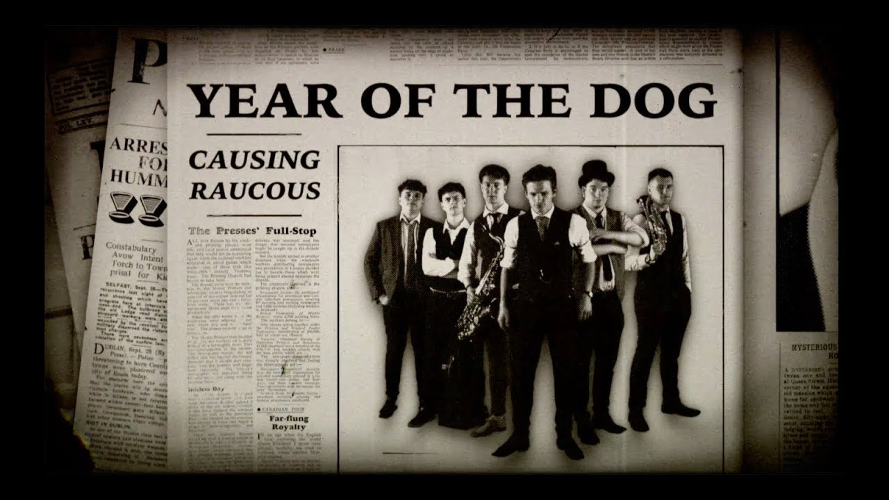Year of the Dog - Bow To The Sound