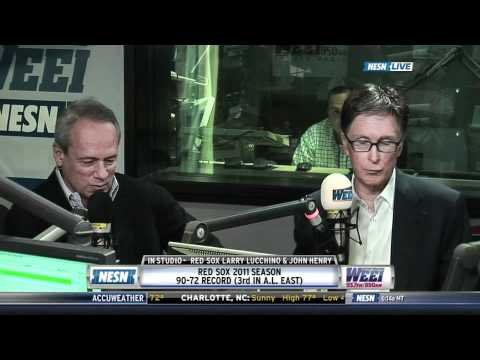 John Henry and Larry Lucchino with D&C pt. 2