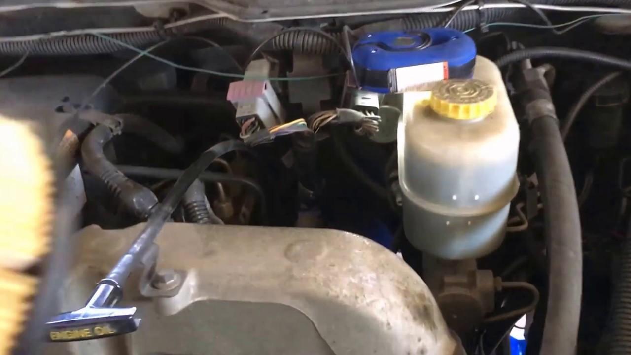 hight resolution of diy cummins fuel filter change 2003 2007 common rail 5 9