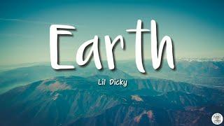 Earth - Lil Dicky | Lyrics Video