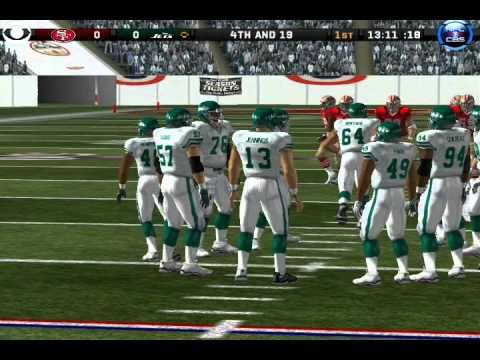 Madden08-Super Bowl XXI - 001 - First Quarter A