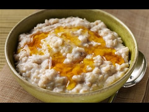 Porridge could be key to a long and healthy life, says Harvard University